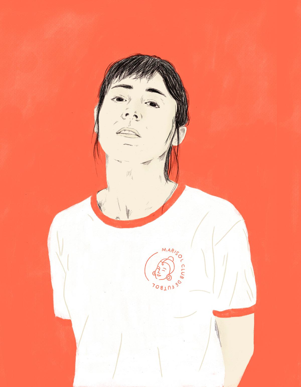 Marisol Club de Futbol Eva Palomar Apic